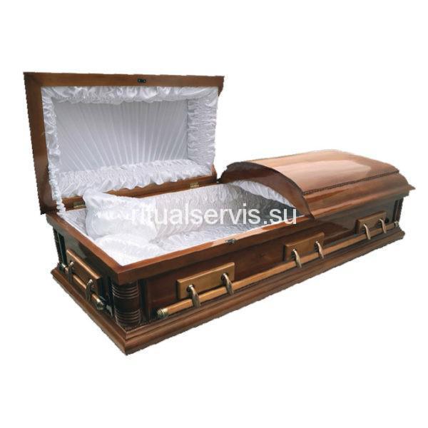 """Гроб-саркофаг """"Инсар"""" двухкрышечный"""