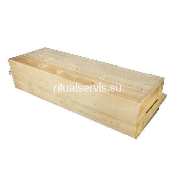 Гроб-ящик Мусульманский деревянный