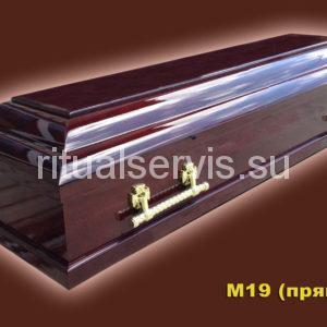 Гроб М19 (мусульманский, ольха)
